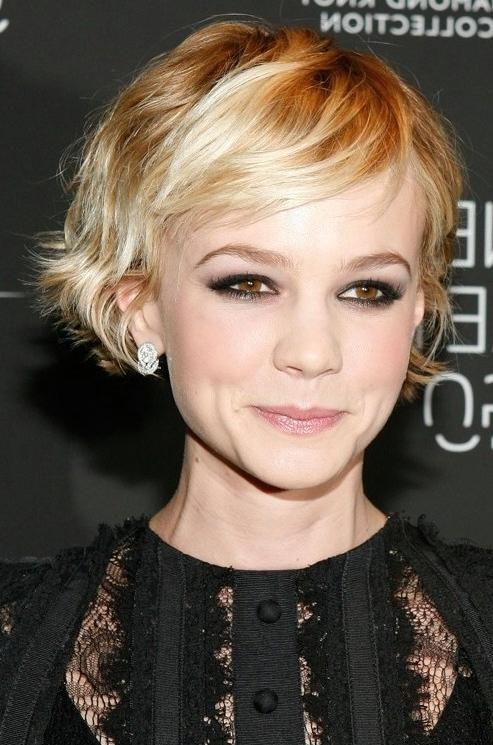 Most Up To Date Short Pixie Haircuts For Wavy Hair With Regard To 2014 Fashionable Short Wavy Hair – Pixie Haircuts – Pretty Designs (View 10 of 20)