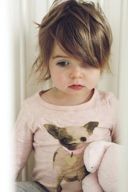 Most Up To Date Toddler Pixie Haircuts Within 75 Best Achildrens Hair (Look Book) Images On Pinterest (View 10 of 20)