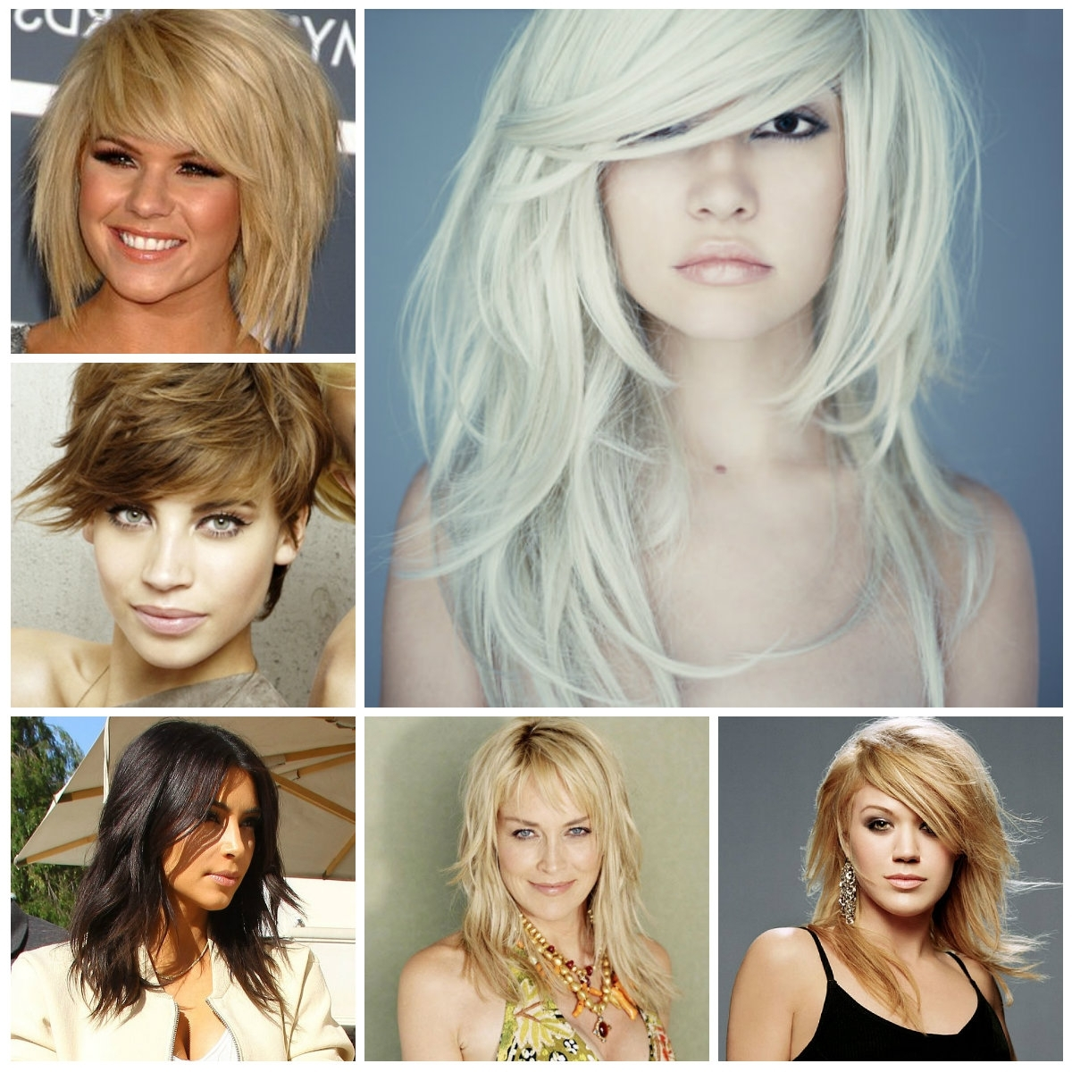 New Haircuts To Try For 2018, Hairstyles Intended For Trendy Shaggy Messy Hairstyles (View 12 of 15)
