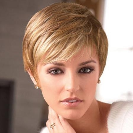 New Haircuts To Try For 2018 Inside Most Current Short Pixie Haircuts For Thin Hair (View 7 of 20)