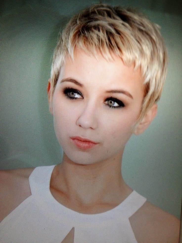 New Pixie Haircut 2015 2016 For Girls – Jere Haircuts Intended For Popular Girls Pixie Haircuts (View 10 of 20)