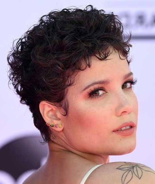 Newest Curly Pixie Haircuts Throughout Incredble Curly Pixie Cuts You Will Love (View 15 of 20)