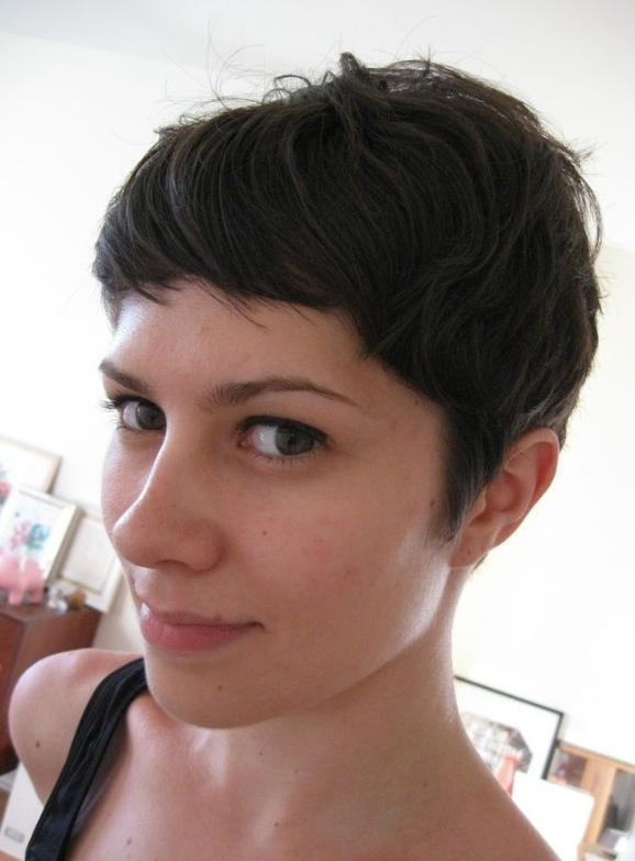 Newest Men Pixie Haircuts In Pixie Cuts For 2014: 20+ Amazing Short Pixie Cuts For Women (View 11 of 20)