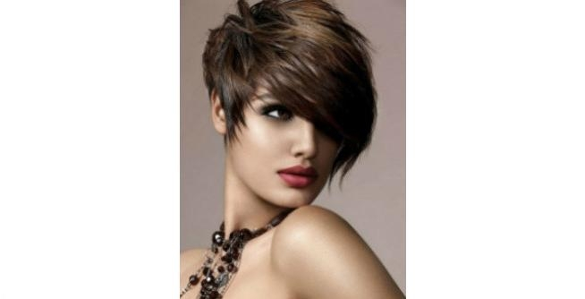 Newest Sexy Pixie Haircuts For Finally Here Super Hot Pixie Haircut That Features Long Bangs (View 12 of 20)