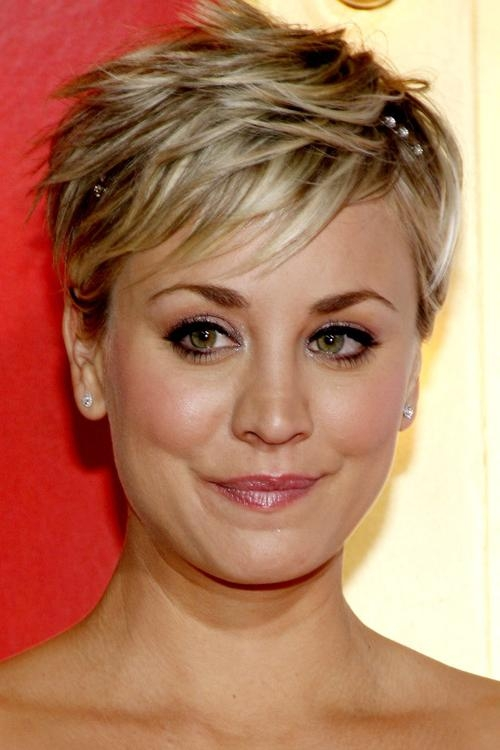Newest Short Pixie Haircuts With Bangs Intended For Pixie Haircuts With Bangs – 50 Terrific Tapers (View 12 of 20)