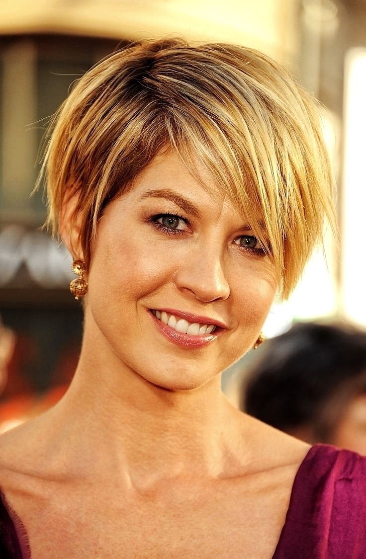 Photo: Short Shaggy Female Hairstyles Shaggy Hairstyles Short Shag Within Recent Short Shaggy Haircuts (View 11 of 15)