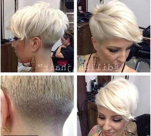 Photos: Very Short Asymmetrical Pixie, – Women Black Hairstyle Pics Inside Most Popular Short Asymmetrical Pixie Haircuts (View 15 of 20)