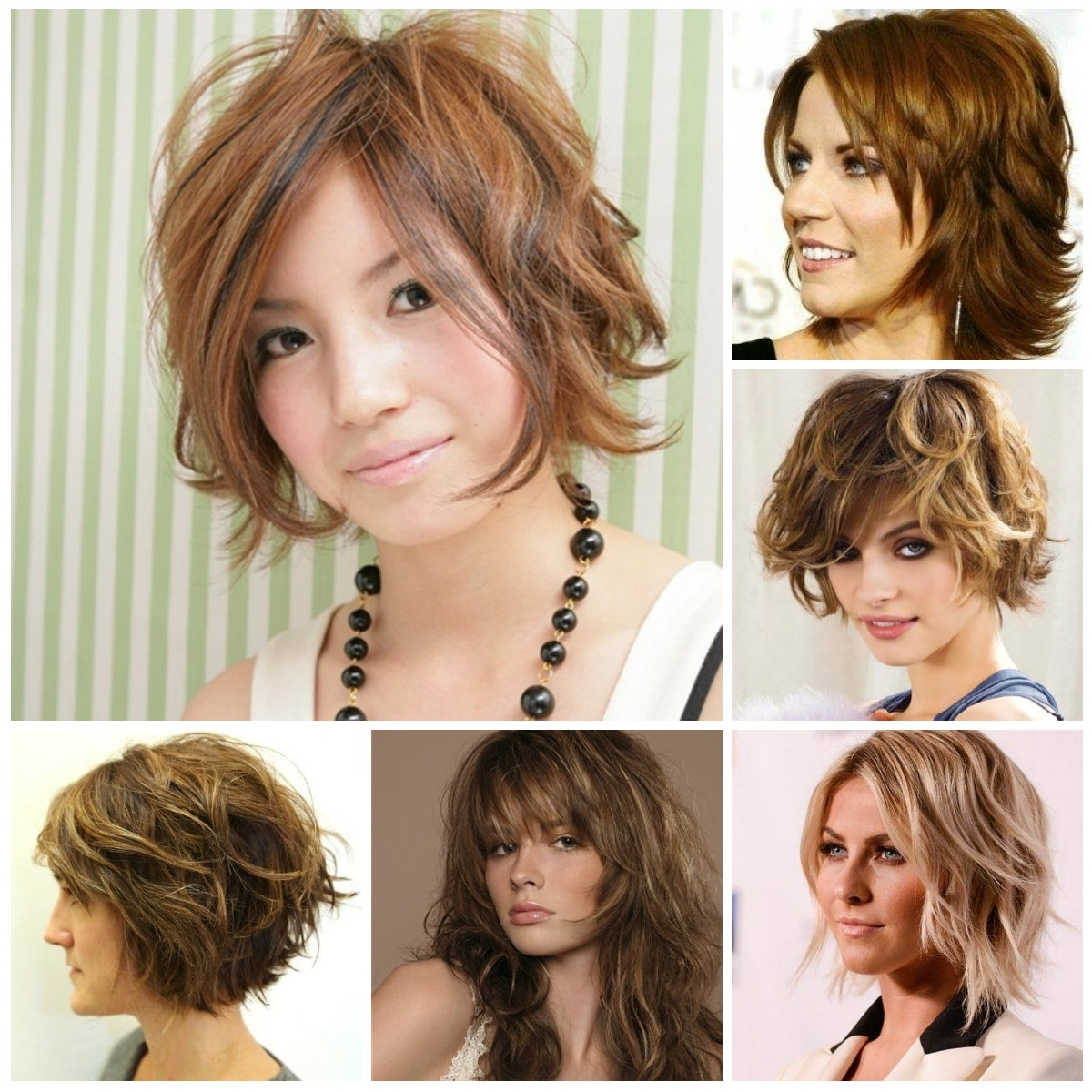 Pictures Of The Back Of Short Haircuts – Hairstyle For Women & Man For Well Known Short Shaggy Curly Hairstyles (View 5 of 15)