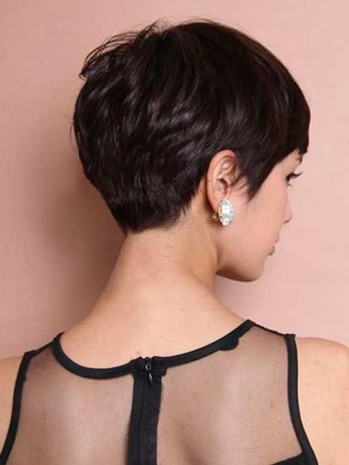 haircut back view 20 inspirations of pixie haircuts from the back 1096