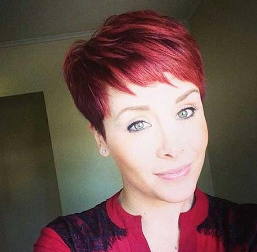 Pixie Cut (View 10 of 20)