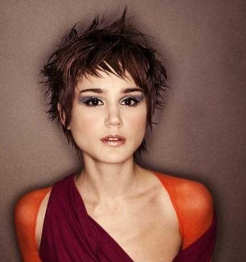 Pixie Cut (View 8 of 18)