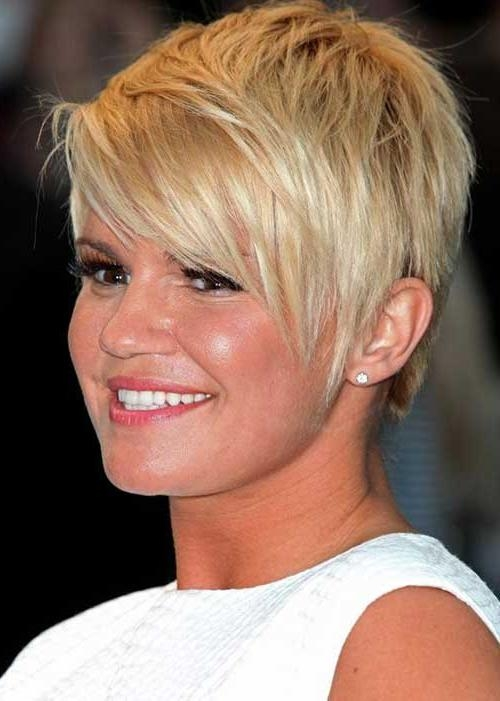 Pixie Cut 2015 For Widely Used Razor Cut Pixie Haircuts (View 10 of 18)