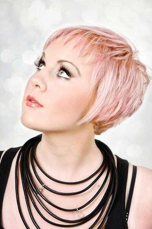Pixie Cut 2015 In Fashionable Soft Pixie Haircuts (View 16 of 20)