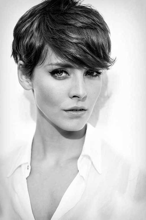 Pixie Cut 2015 Intended For 2018 Old Fashioned Pixie Haircuts (View 11 of 20)