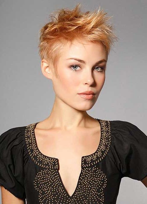 Pixie Cut 2015 Pertaining To Popular Funky Short Pixie Haircuts (View 17 of 20)