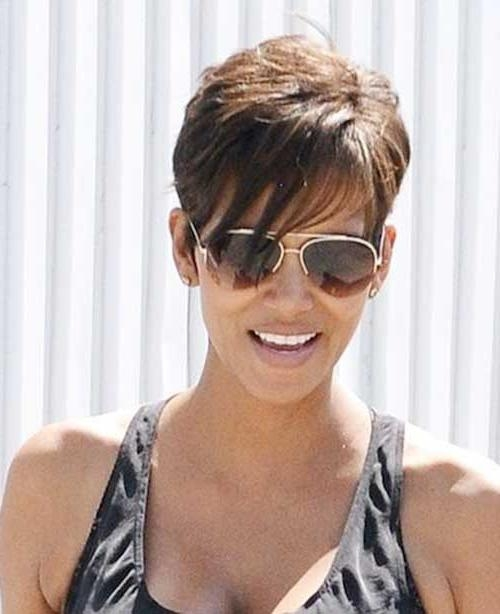 Pixie Cut 2015 Throughout Well Known Pixie Haircuts With Bangs (View 14 of 20)