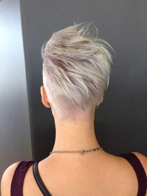 Pixie Cut 2015 With Regard To Most Recently Released Razor Cut Pixie Haircuts (View 11 of 18)
