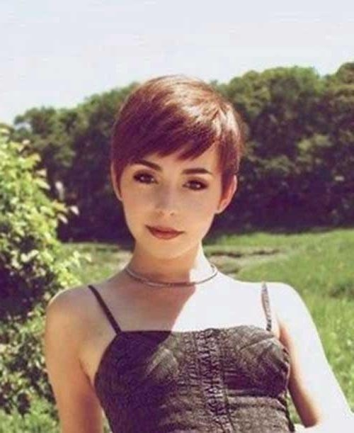 Pixie Cut 2015 With Regard To Trendy Classic Pixie Haircuts (View 17 of 20)