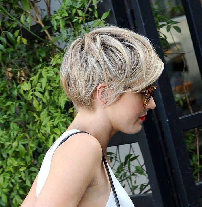 Pixie Cut For (View 16 of 20)