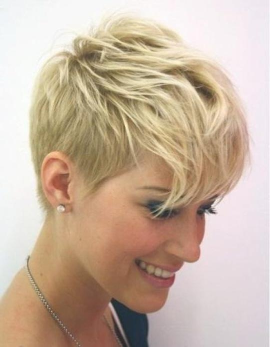 Pixie Cut Hairstyles For Heart Shaped Faces Archives (View 10 of 20)