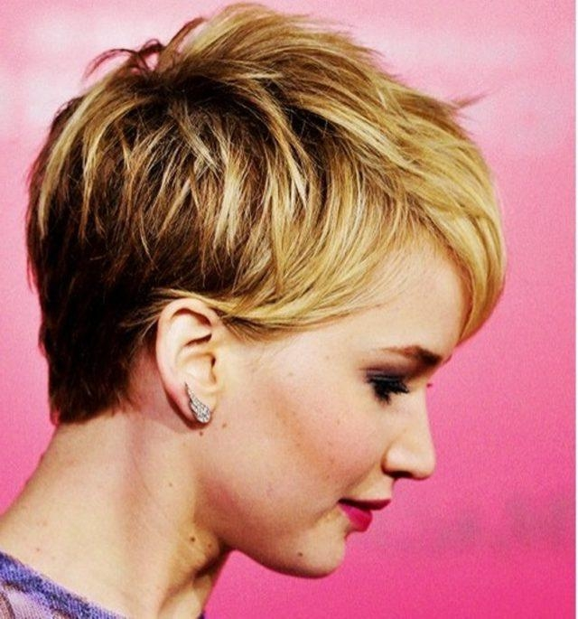 Pixie Cuts: 13 Hottest Pixie Hairstyles And Haircuts For Women Within Newest Pixie Haircuts With Highlights (View 2 of 20)