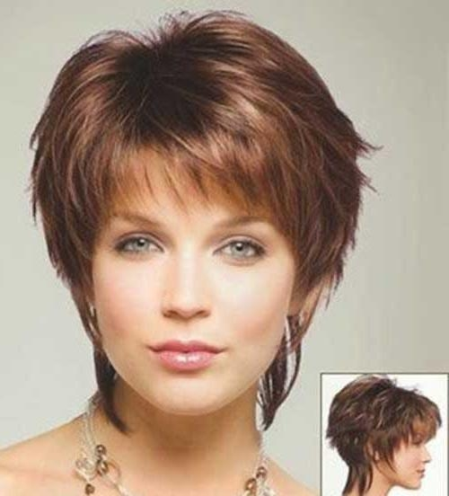Photo Gallery Of Long Layered Pixie Haircuts Viewing 19 Of 20 Photos