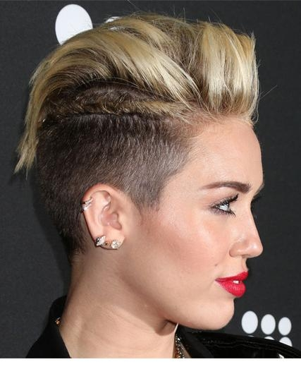 Pixie Haircut – Jonathan & George Regarding Best And Newest Miley Cyrus Pixie Haircuts (View 12 of 20)