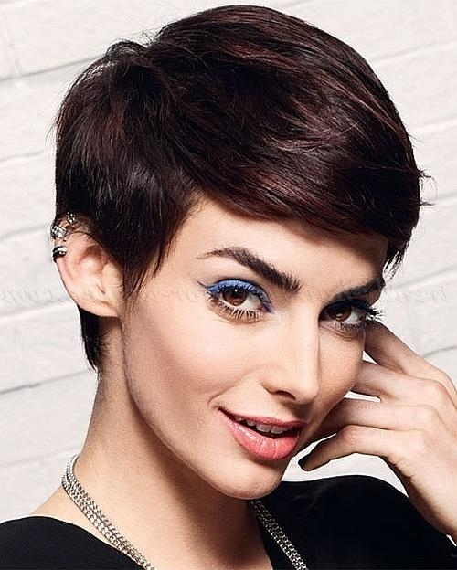 Pixie Haircut – Pixie Haircut (View 16 of 20)