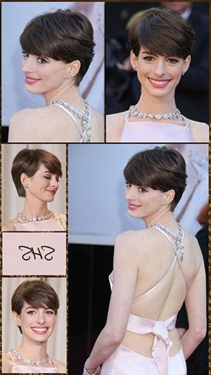 Pixie Haircut – Why You Should Rethink This Style! Inside Most Popular Pixie Haircuts Front And Back (View 19 of 20)