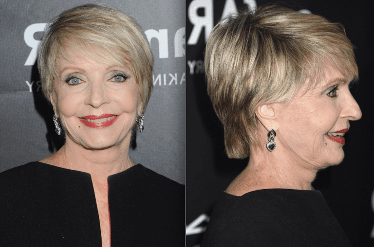 Pixie Haircuts For Older Women Throughout Preferred Short Pixie Haircuts For Women Over  (View 11 of 20)