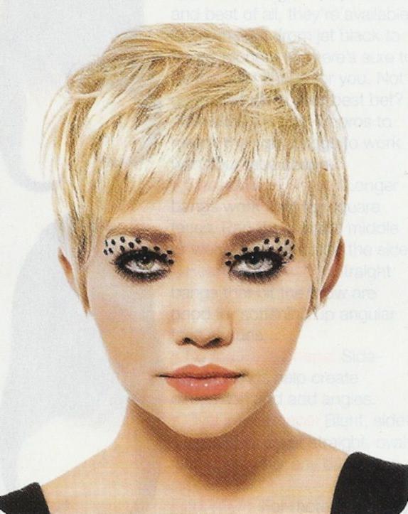 Pixie Haircuts, Hair Cut Throughout Trendy Razor Pixie Haircuts (View 14 of 20)
