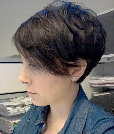 Pixie Regarding Popular Long Layered Pixie Haircuts (View 17 of 20)