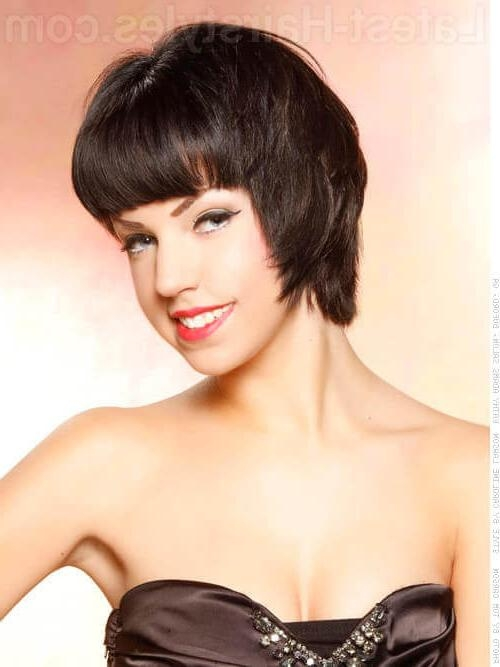 Popular Blunt Pixie Haircuts With Regard To 30 Perfect Short Hairstyles For Thin Hair (2018's Most Popular) (View 15 of 20)
