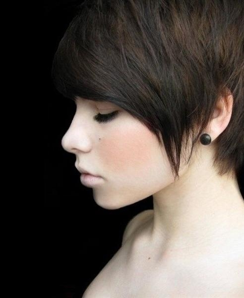 Popular Girls Pixie Haircuts For 22 Cool Short Pixie Hair Cuts For Women 2015 – Pretty Designs (View 18 of 20)