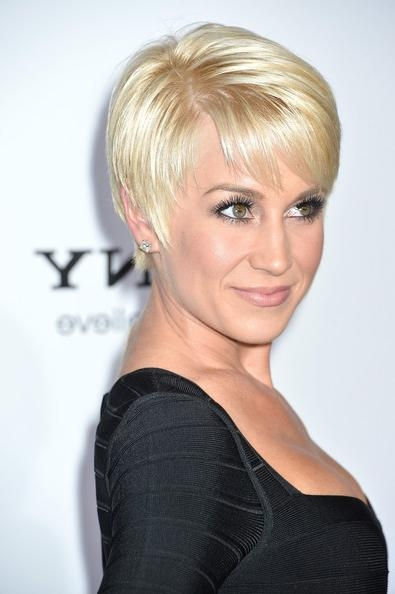 Popular Kellie Pickler Pixie Haircuts Inside More Pics Of Kellie Pickler Pixie (8 Of 21) – Short Hairstyles (View 17 of 20)