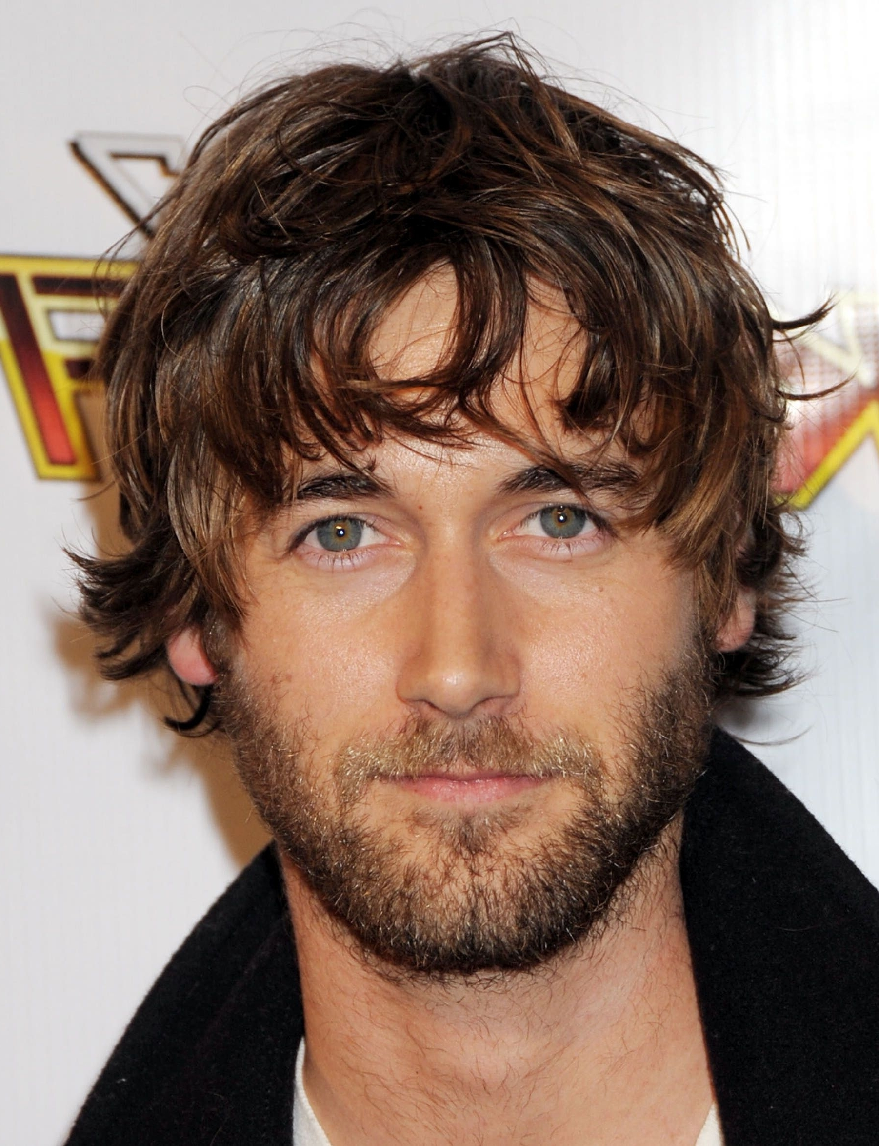 Popular Mens Shaggy Hairstyles Thick Hair With 15 Shaggy Men's Hairstyles (View 11 of 15)