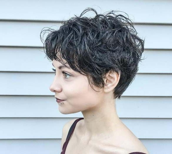 Popular Modified Pixie Haircuts Within 411 Best Pixie/bob Haircuts Images On Pinterest (View 13 of 20)