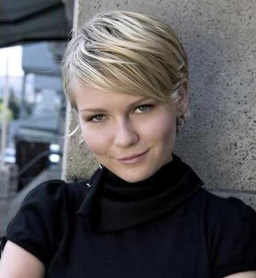 Popular New Pixie Haircuts Within 10 New Pixie Hairstyles For Round Faces (View 15 of 20)