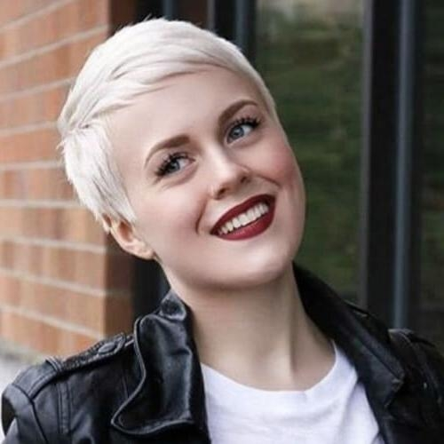 Popular Pixie Haircuts For Thick Coarse Hair With Regard To 50 Alluring Short Haircuts For Thick Hair (View 10 of 20)