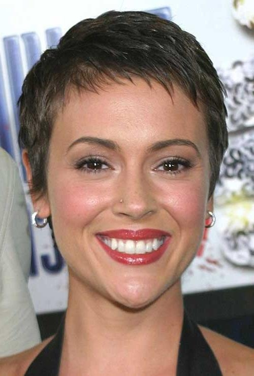 Popular Pixie Haircuts For Women Over 50 For 20 Pixie Haircuts For Women Over (View 14 of 20)