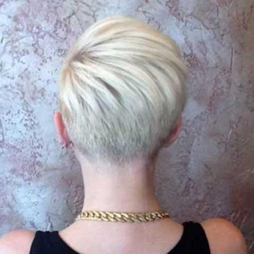 Popular Pixie Hairstyles For These Days (View 14 of 20)