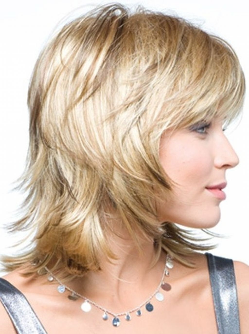 Popular Shaggy Bob Hairstyles For Thick Hair With Regard To Medium Hairstyles For Thick Hair – Hairstyle For Women & Man (View 6 of 15)