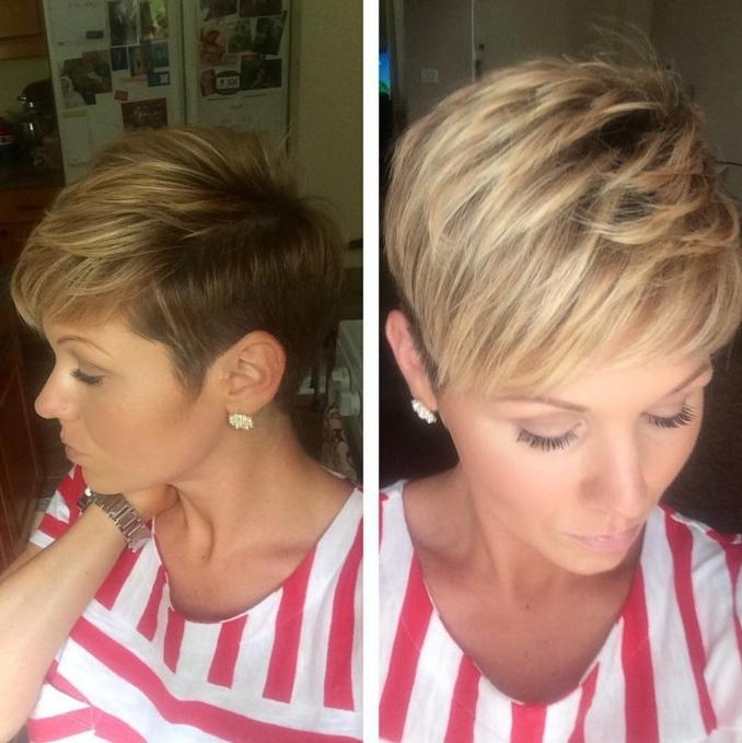 Popular Stylish Pixie Haircuts In 19 Incredibly Stylish Pixie Haircut Ideas – Short Hairstyles For (View 11 of 20)