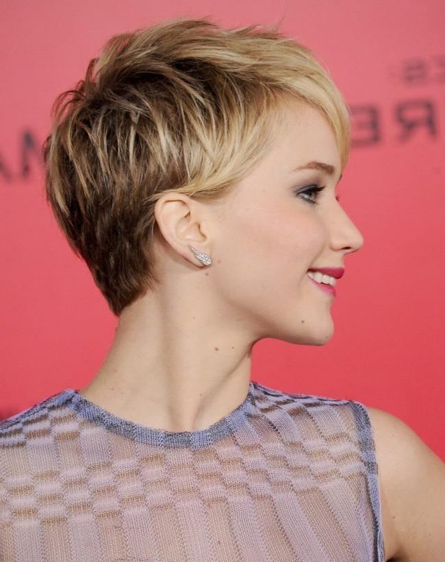 Popular Tapered Pixie Haircuts Inside 50 Trendy Short And Long Pixie Haircut Styles — Cutest Of All! (View 15 of 20)