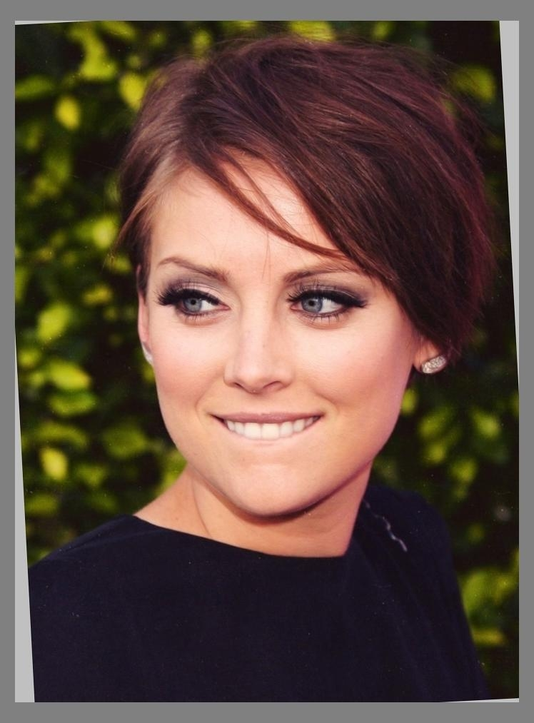 Preferred Jessica Stroup Pixie Haircuts Within 2017 Jessica Stroup Pixieproper Hair For Weddings (View 4 of 20)