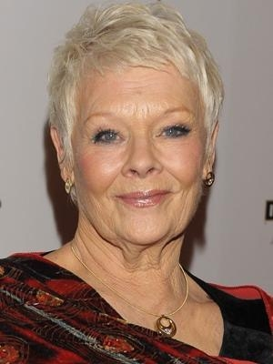 Preferred Judi Dench Pixie Haircuts In Min Hairstyles For Judi Dench Hairstyle Best Ideas About Judi (View 16 of 20)