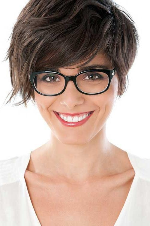 Preferred Pixie Haircuts For Thick Wavy Hair Within 10 Pixie Haircuts For Thick Hair (View 15 of 20)
