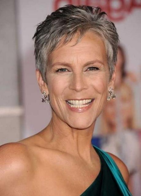 Photo Gallery of Pixie Haircuts For Women Over 50 (Viewing 15 of ...
