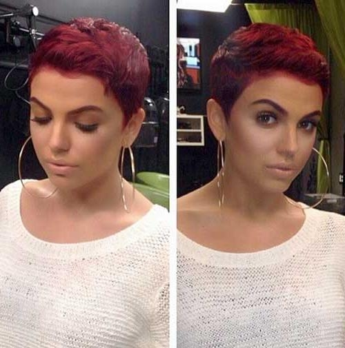 Preferred Sexy Pixie Haircuts Regarding 10+ Sexy Pixie Cuts (View 13 of 20)