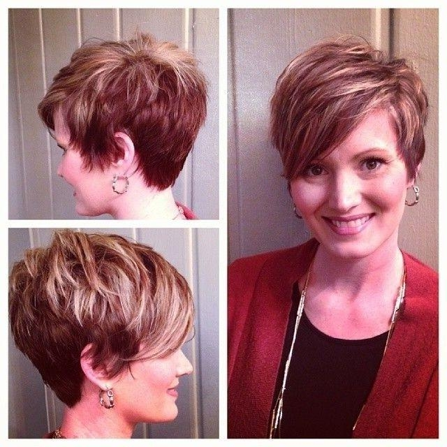 Preferred Short Stacked Pixie Haircuts Within 30 Hottest Pixie Haircuts 2018 – Classic To Edgy Pixie Hairstyles (View 15 of 20)